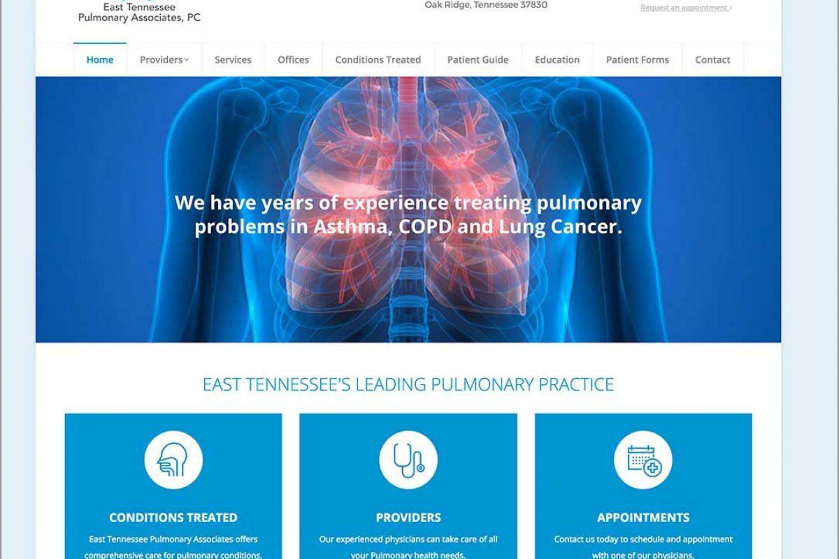 East Tennessee Pulmonary