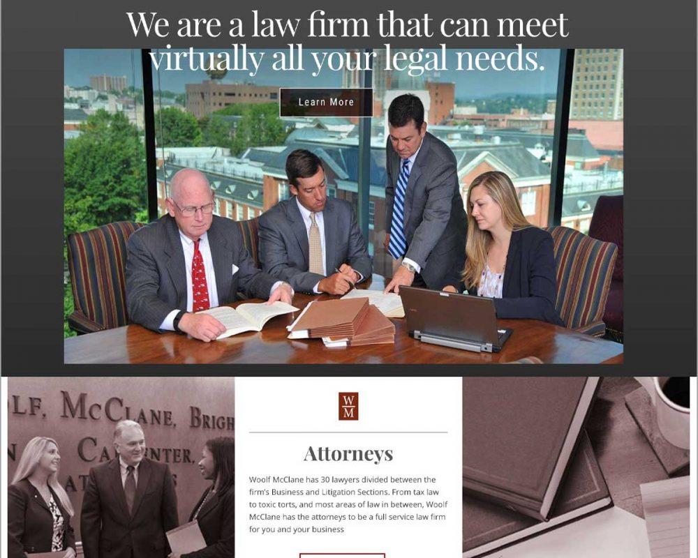 Woolf McClane Attorneys